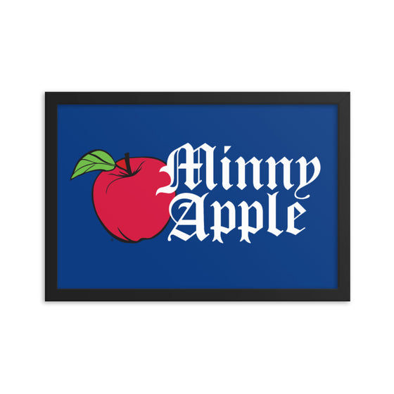Minny Apple Framed Print