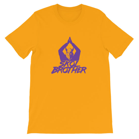 Skol Brother Gold T-Shirt