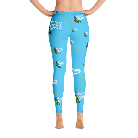 Saint Peasy Leggings