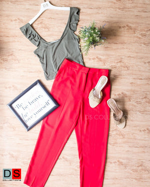 Women's Pant - Formal Pant | DS Collections Nepal
