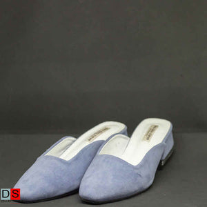 DS Collection Women  Suede Closed Toe Flats Nepal