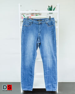 Plus Size Denim Jeans