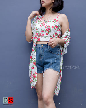 Women's Top -  Top And Outer Set | DS Collections Nepal