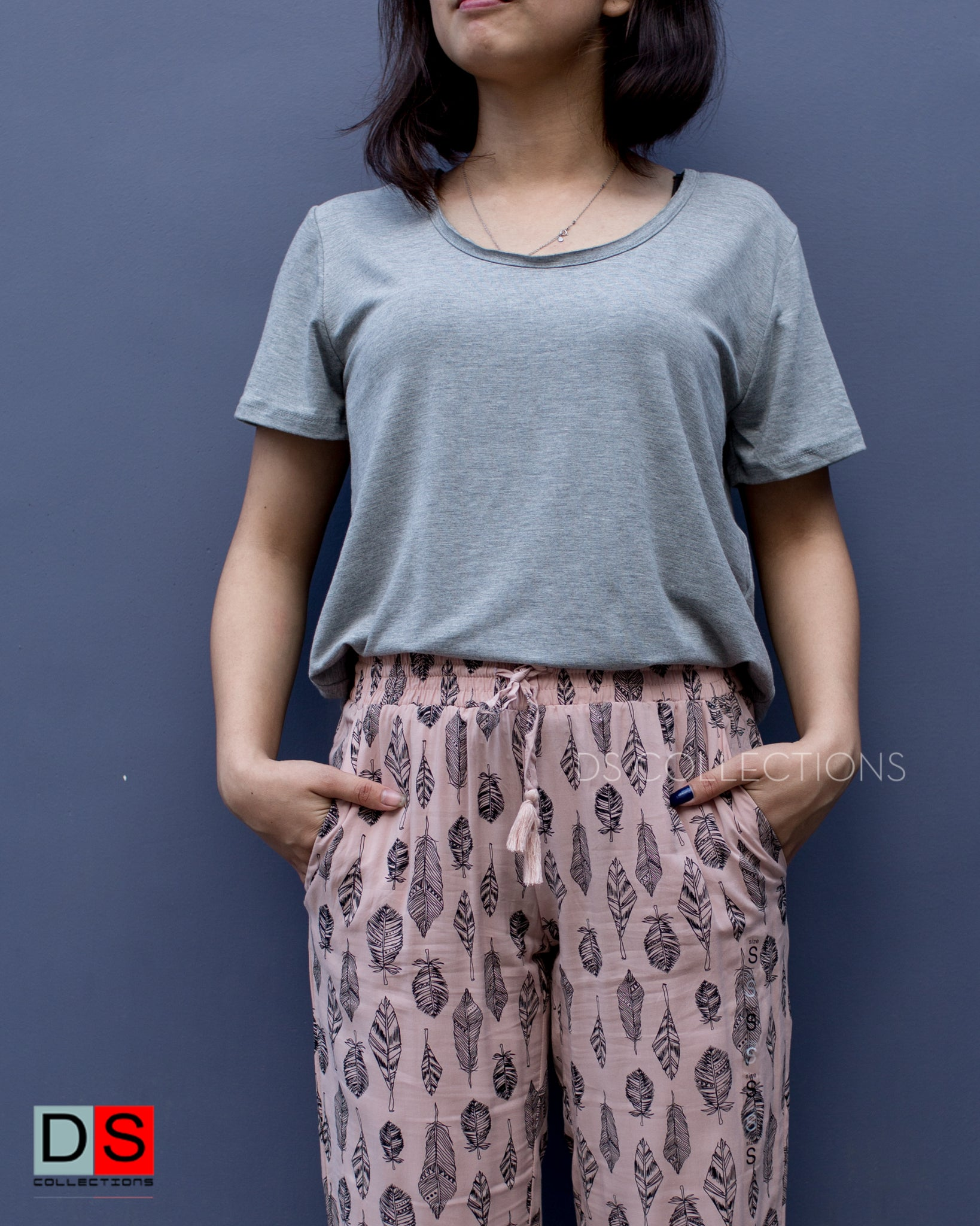 Women's Trouser - Printed trousers | DS Collections Nepal