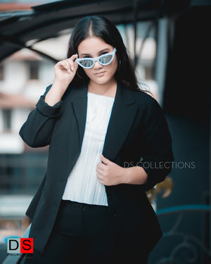 Women's Blazer - Plus Size Blazer | DS Collections Nepal
