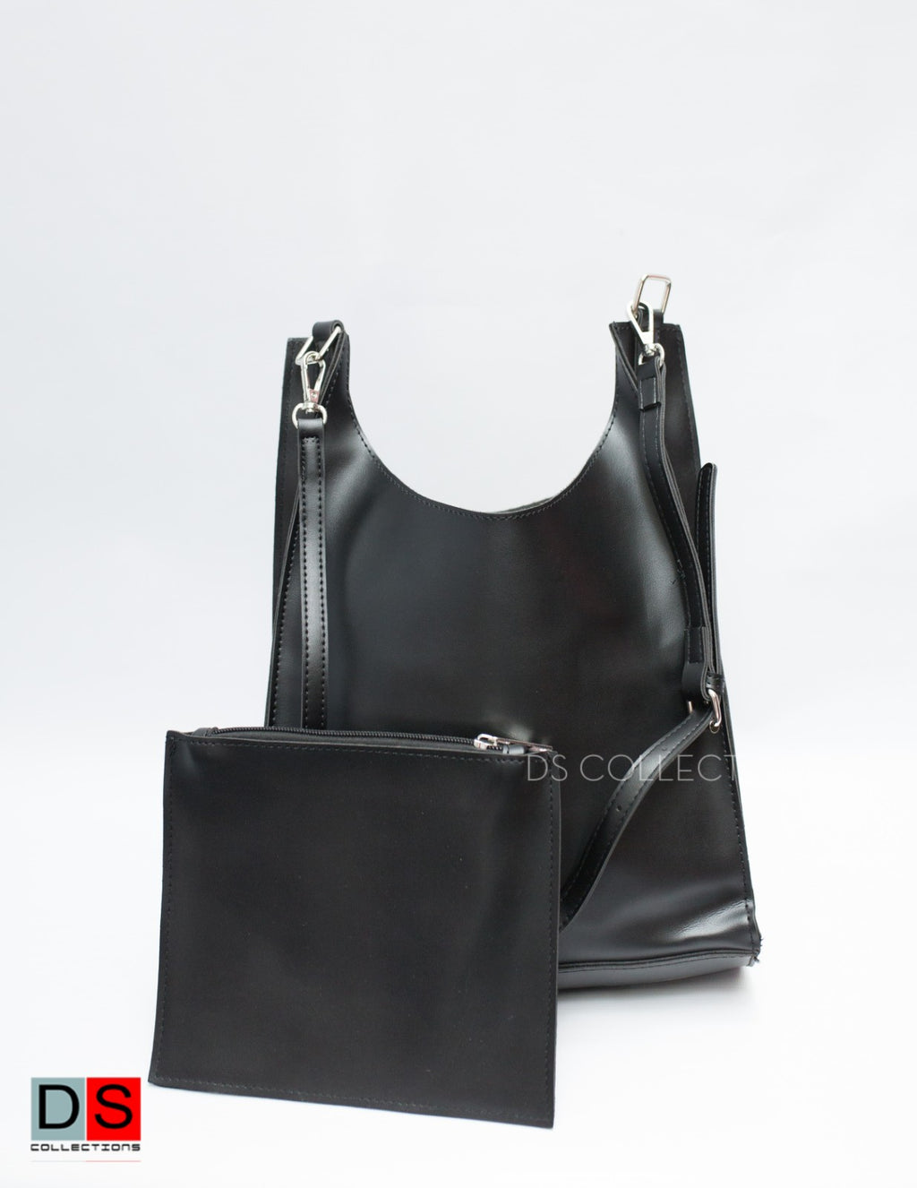 Soft Synthetic Side Bag