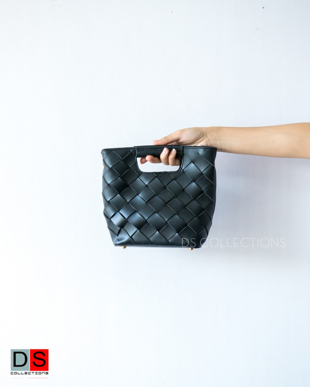 Square Shape Bag With Sling
