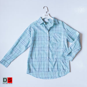 Checkered Shirt With Pocket