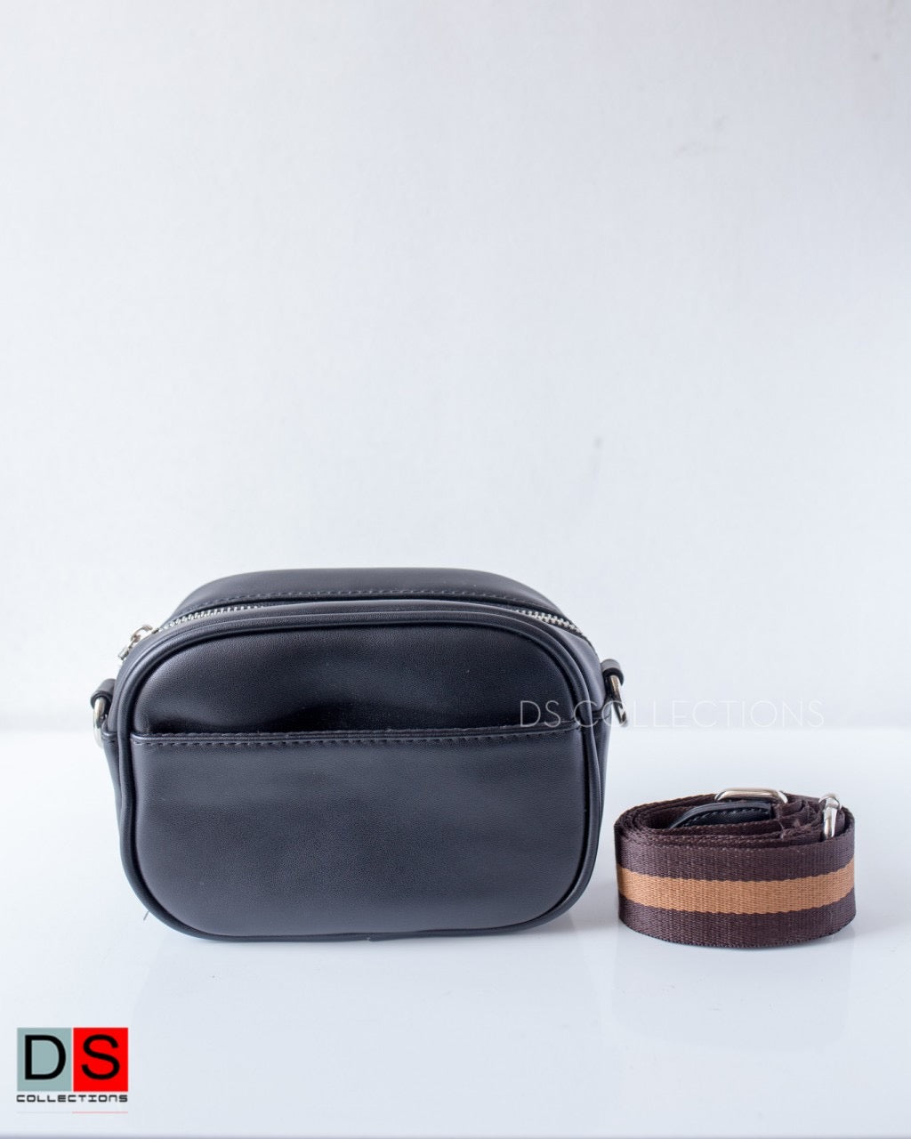 Nylon Strap Crossbody Bag