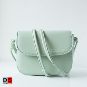 Square Shape Side Sling Bag
