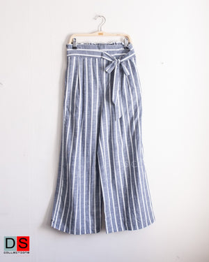 Lining Wide Leg Pant
