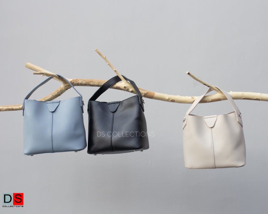 Square Shape Bag With Pouch