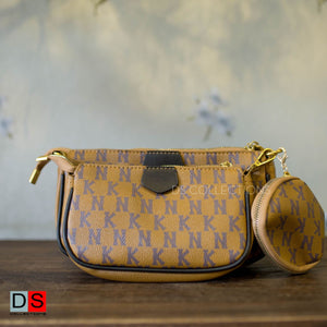 Multi Pochette Crossbody Bag