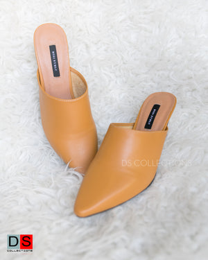 Slip On Pump High Heel