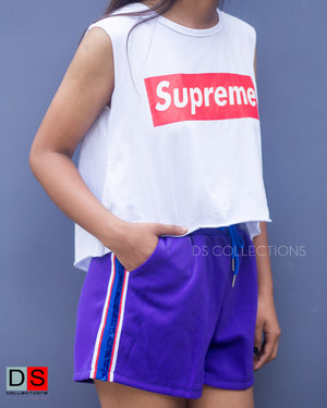 Women's Top -  Supreme Sleeveless Top | DS Collections Nepal
