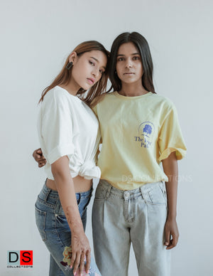 Printed Basic T-shirt