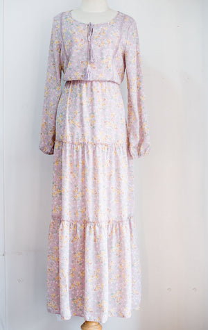 DS Collection Women Floral Maxi Dress Nepal