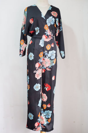 Women's Jumpsuits - Floral Jumpsuit | DS Collections Nepal