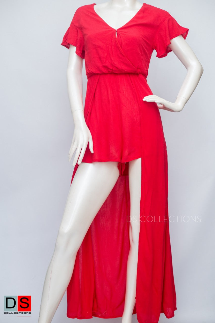 Women's Romper - Half Sleeve Romper Dress | DS Collections Nepal