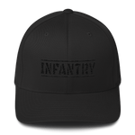 Flexfit Hat | Blacked Out Infantry