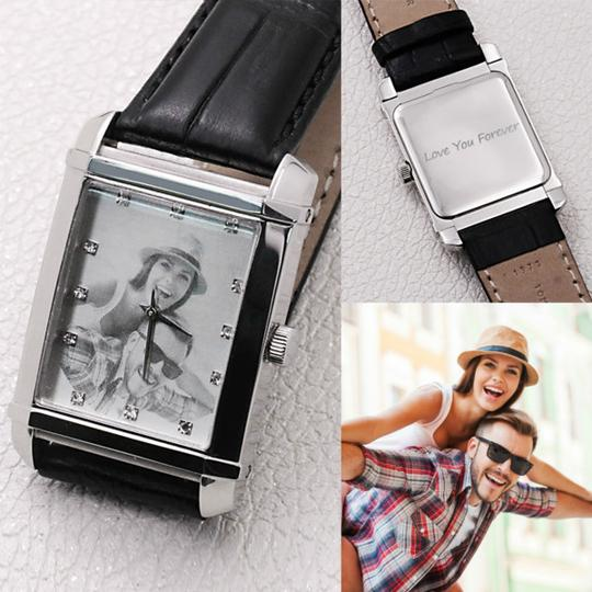 Personalized Watches Waterproof