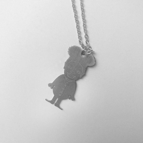 Children Charms Necklace