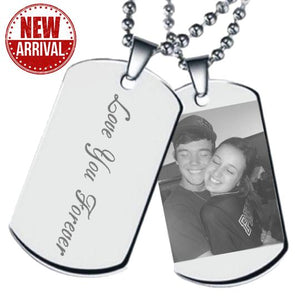 Customize Picture Necklace