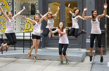 5 Fun Workouts to Do with Your Bridesmaids