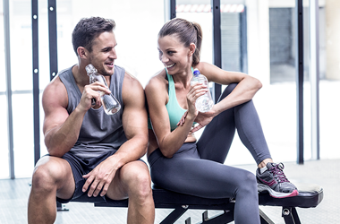 Couples That Sweat Together, Stay Together!