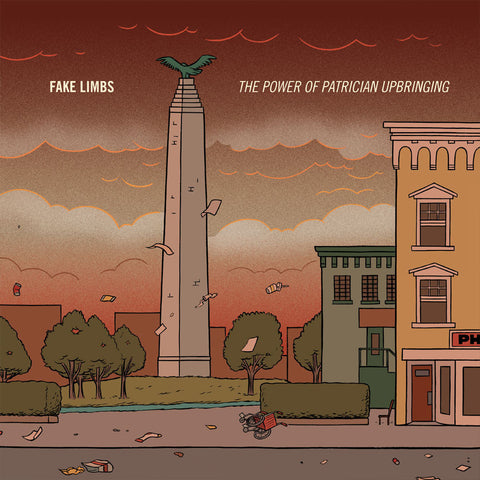 "Fake Limbs : ""The Power of Patrician Upbringing"" Lp"