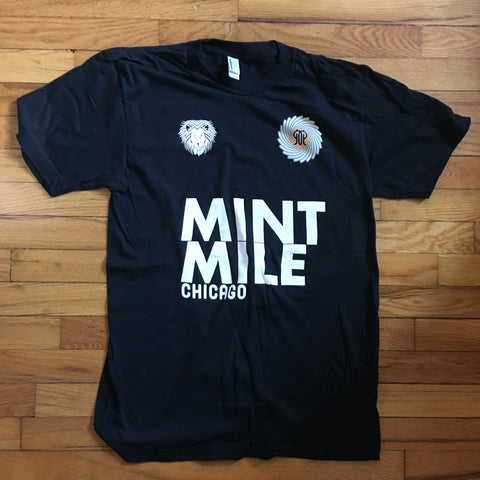 Mint Mile : T-shirt