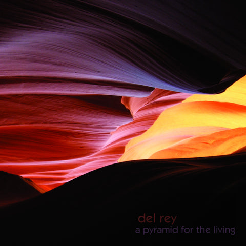 "Del Rey : ""A Pyramid For The Living"" Cd"