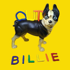 "OUT : ""Billie"" Lp"