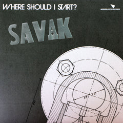 "SAVAK : ""Where Should I Start?"" 45"