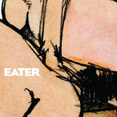 "Hungry Man : ""Eater"" Lp"