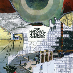 "V/A : ""The National 4 Track Compilation"" Lp"