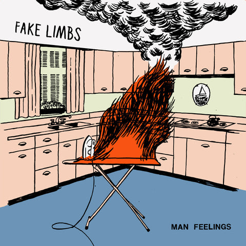 "Fake Limbs : ""Man Feelings"" Lp"