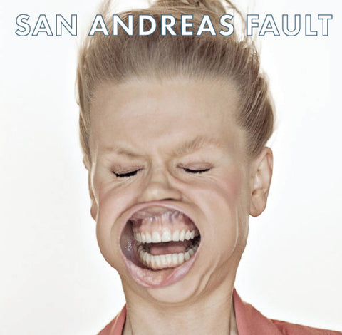 "San Andreas Fault : ""Blowne Leafe"" 7"""