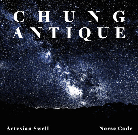 "Chung Antique : ""Artesian Swell"" b/w ""Norse Code"" 7"""