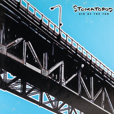 "Stomatopod : ""Air By the Ton"" Lp"