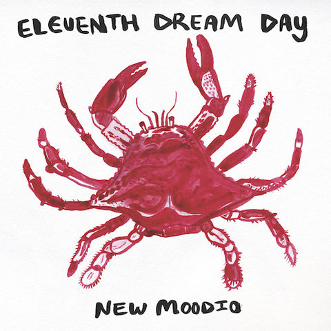 "Eleventh Dream Day : ""New Moodio"" Lp"