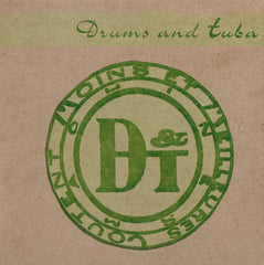 "Drums & Tuba : ""Flatheads & Spoonies"" Cd"