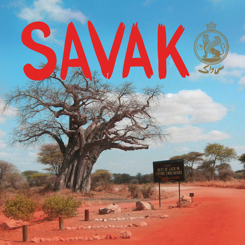 "SAVAK : ""Best of Luck in Future Endeavors"" Lp / Cd"