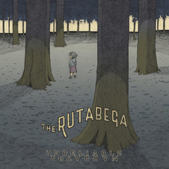 "The Rutabega : ""Unreliable Narrator"" Lp / Cd"
