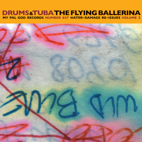 "Drums & Tuba : ""The Flying Ballerina"" Cd"