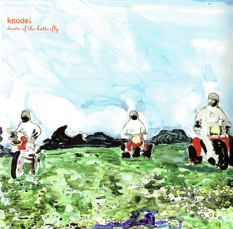 "Knodel : ""Dawn of the Butterfly"" Cd"