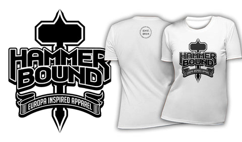 Hammer Bound - Women's T-Shirt White