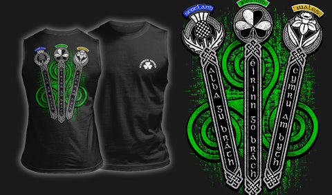 Celtic Forever - Muscle Shirt Black