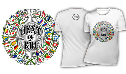 Next Of Kin - Women's T-Shirt White