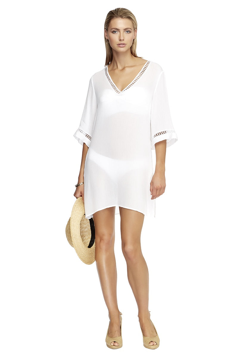 JETS - KAFTAN/WHITE